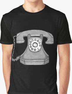 Sexy telephone Graphic T-Shirt