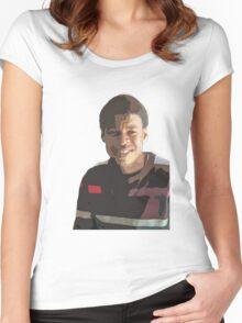 Aerd Women's Fitted Scoop T-Shirt