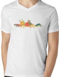 Walking With Dinosaurs Mens V-Neck T-Shirt