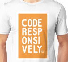 Code Responsively Unisex T-Shirt