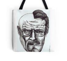 Heisenberg VS Walter White Tote Bag