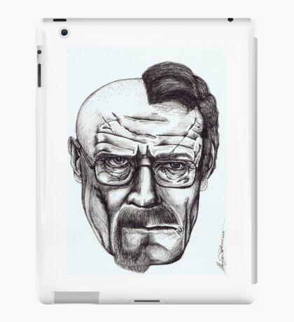 Heisenberg VS Walter White iPad Case/Skin