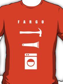 Fargo - Hammer, Scrapper Ice, Washer Machine T-Shirt