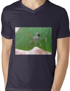 The Assasin Insect Mens V-Neck T-Shirt