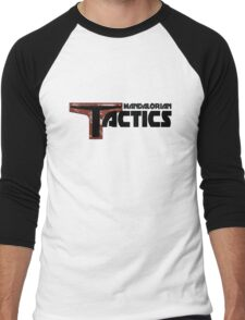 Mandalorian Tactics Podcast Gear Men's Baseball ¾ T-Shirt