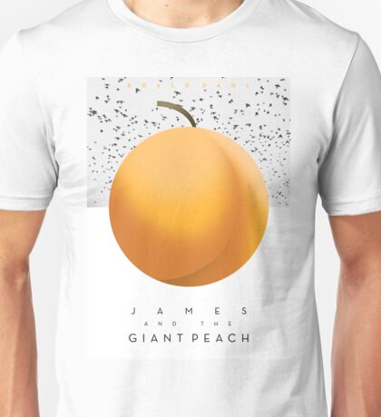 James & The Giant Peach  Unisex T-Shirt