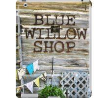 Blue Willow Shop, Door County Wisconsin iPad Case/Skin