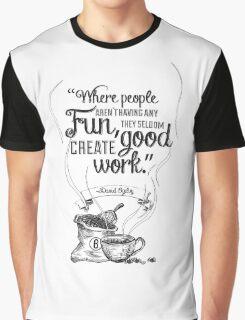 Creativity = Fun Graphic T-Shirt
