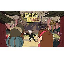 Welcome to the Mystery Shack Photographic Print