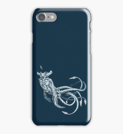 Sea Emperor Transparent iPhone Case/Skin