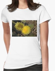Sol y Sombra - Sun and Shade Womens Fitted T-Shirt