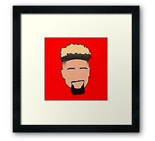 Odell Beckham Jr. Framed Print