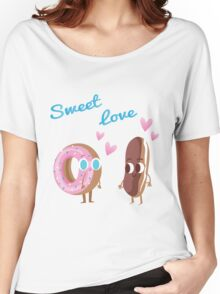 Sweet Love Women's Relaxed Fit T-Shirt