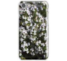 Common thyme iPhone Case/Skin