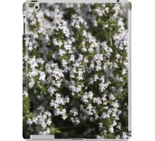 Common thyme iPad Case/Skin