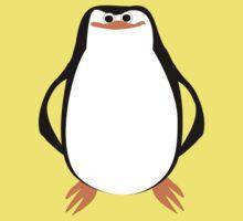 Large Penguin Design One Piece - Short Sleeve