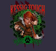 Kessig Tough Womens Fitted T-Shirt