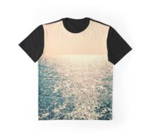 Sea sunset, Santorini Graphic T-Shirt