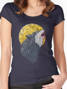 wolf alice Women's Fitted Scoop T-Shirt