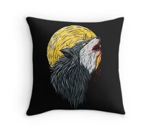 wolf alice Throw Pillow