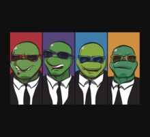 Reservoir Turtles T-Shirt