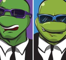Reservoir Turtles Sticker