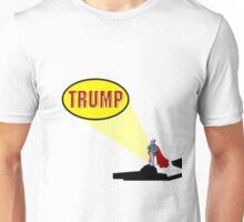 Donald Trump and US elections Unisex T-Shirt