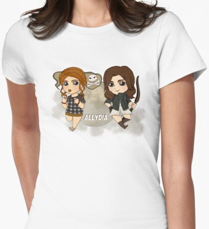 allydia Womens Fitted T-Shirt