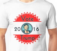 2016 US Elections Vote for Donald Trump Unisex T-Shirt