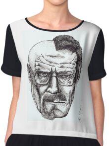 Heisenberg VS Walter White Chiffon Top