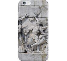 Timisoara Monument fresco iPhone Case/Skin