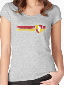 Harry Potter - Gryffindor Women's Fitted Scoop T-Shirt
