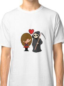 A romance made till death Classic T-Shirt