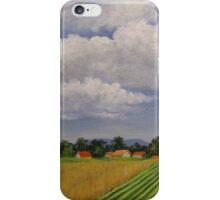 EARTH AND SKY iPhone Case/Skin