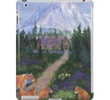 Denali, Alaska iPad Case/Skin