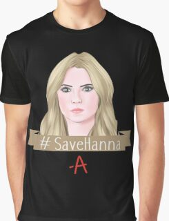 Pretty Little Liars Graphic T-Shirt