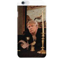 Donald Take Care iPhone Case/Skin