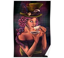 Mad for Tea Poster