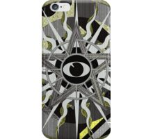 EYE OF THE GOLDEN ONE 1 iPhone Case/Skin