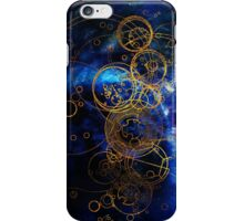 Time Lord Writing iPhone Case/Skin