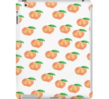 PEACHES!!!  iPad Case/Skin