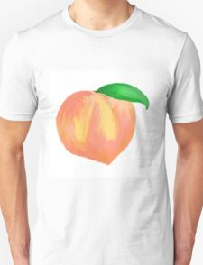 large peach  Unisex T-Shirt