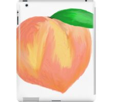 large peach  iPad Case/Skin