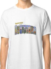 Greetings from Louisiana Classic T-Shirt