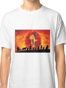 The Fellowship are Being Watched Classic T-Shirt