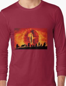 The Fellowship are Being Watched Long Sleeve T-Shirt