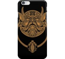 """What"" Knocker iPhone Case/Skin"