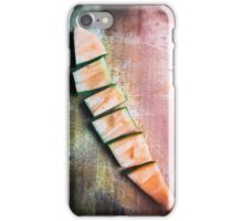 Fragmented melon iPhone Case/Skin
