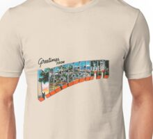 Greetings from Mississippi Unisex T-Shirt