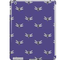 Dragonfly in Periwinkle Sky iPad Case/Skin